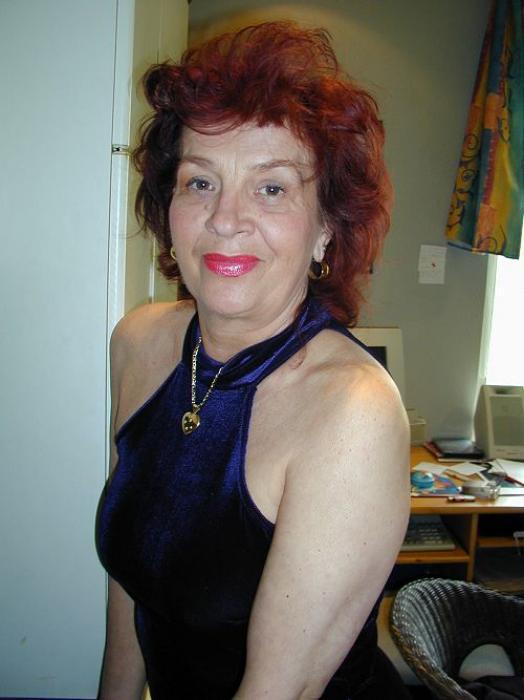 Femme 54 ans